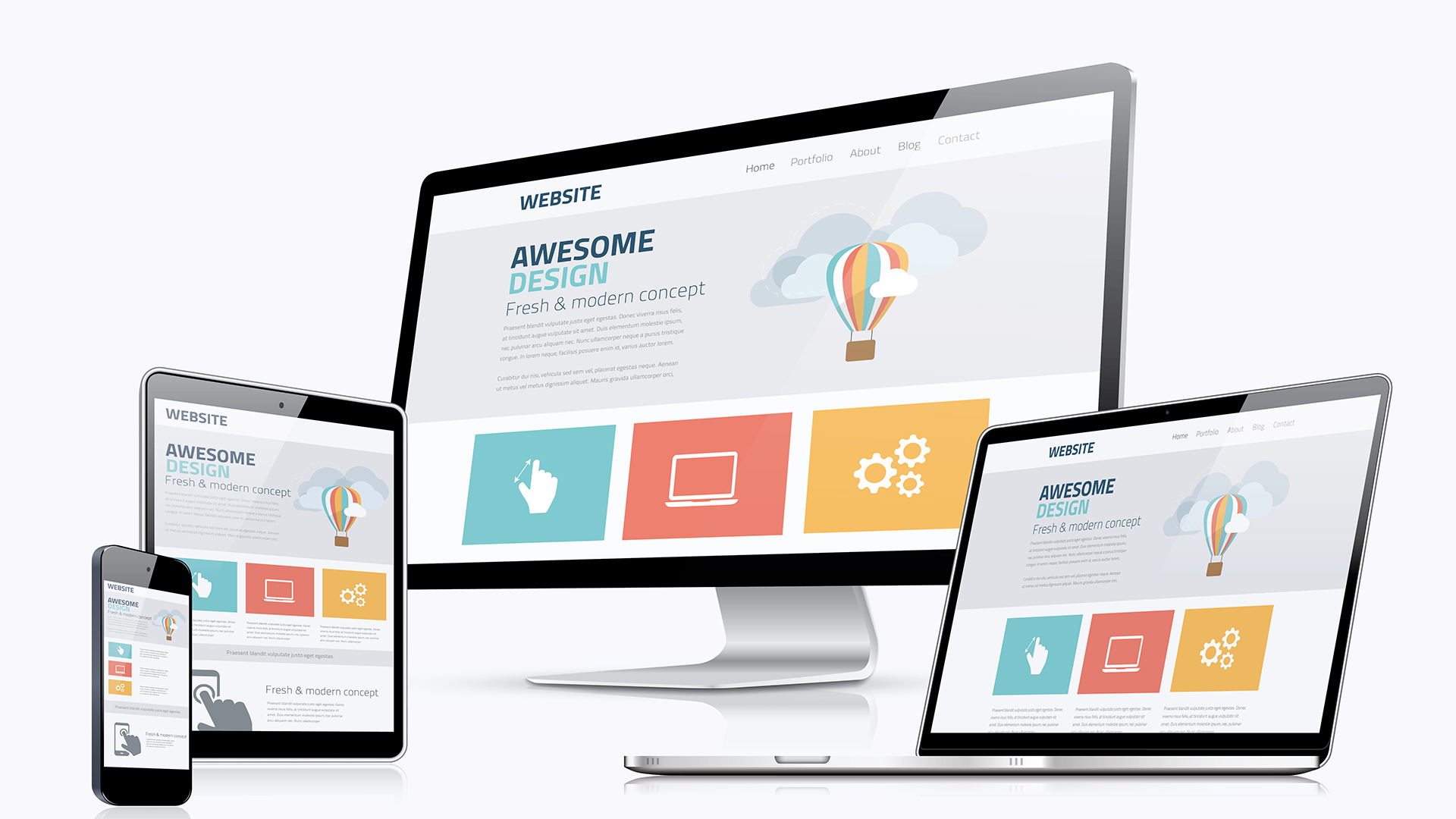 Best Responsive Website Design Company in Delhi